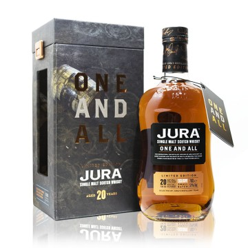 Jura One And All 20 Years Limited Edition