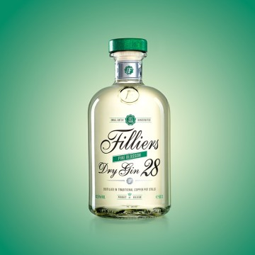Filliers Dry Gin 28 Pine Blossom