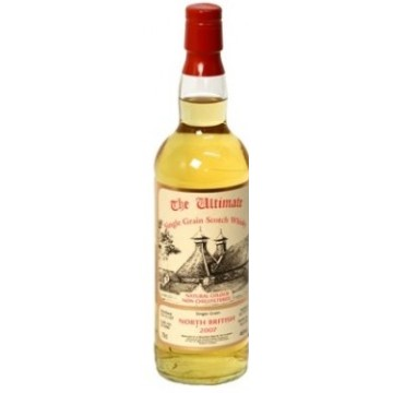 North British The Ultimate 6 Years Old Grain Whisky Vintage 2007