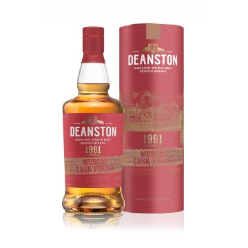Deanston 1991 28 Y.O. Muscat Finish