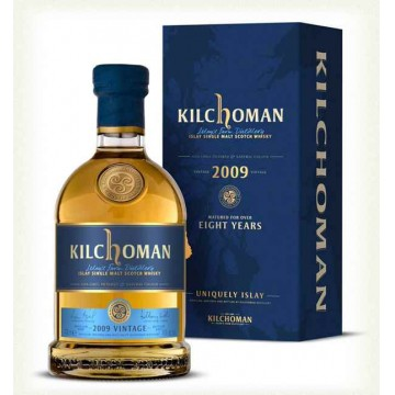 Kilchoman 2009 Vintage 8 Years Old