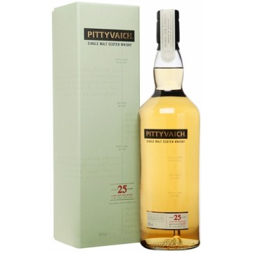 Pittyvaich 25 Year Old limited release