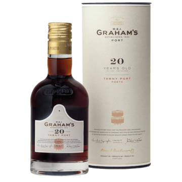 Graham's 20 Year Old Tawny Port (20 cl in tube)