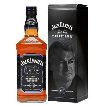 Jack Daniel's Master Distiller Series Limited Edition no. 6