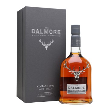 The Dalmore Vintage 1998 18 Y.O. Port Finish