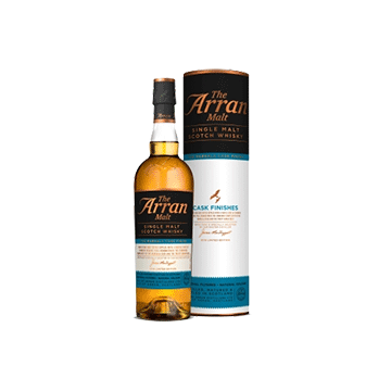 The Arran Marsala Cask Finish