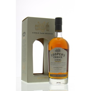 The Cooper's Choice 199 Glenrothes Sherry Cask Matured