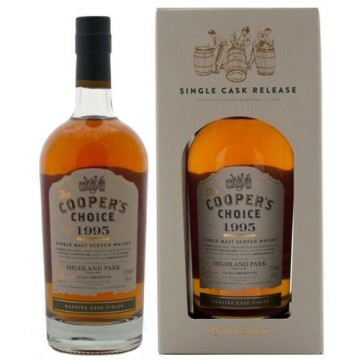 The Cooper's Choice 1995 Highland Park Madeira Cask Finish