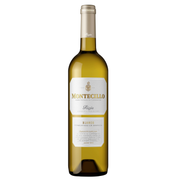 Montecillo Rioja Blanco Barrel Fermented