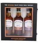 Bowmore Collection 12/15/18 Years Trio