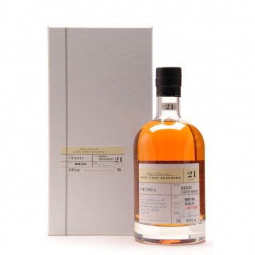 Ordha rare cask 21 year old