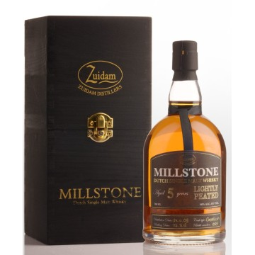 Zuidam Millstone Lightly Peated 5 years