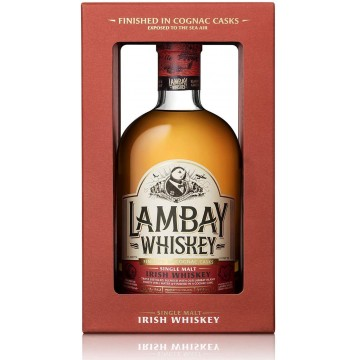 Lambay Single Malt Cognac Finish