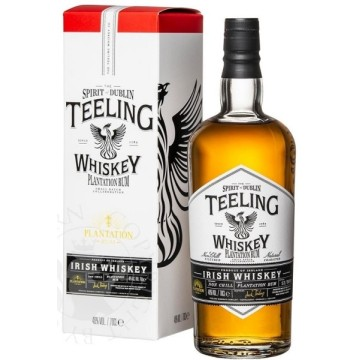 Teeling Whiskey Plantation Rum Finish
