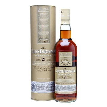 GlenDronach 21 Years Old Parliament Highland Single Malt Whisky