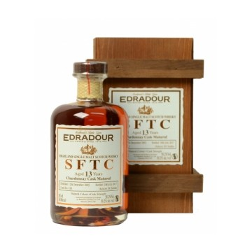 Edradour SFTC Aged 13 Years Chardonnay Cask Matured